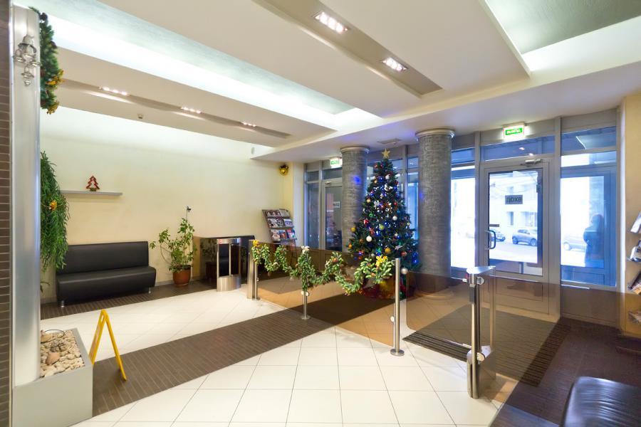 Бизнес-центр на Барабанном переулке дом 3